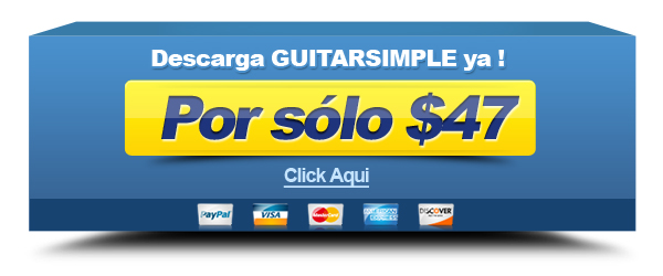 Curso de Guitarra Nivel Principiante 17 videos Descarga Inmediata