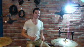 Erick Monge - Percusionista