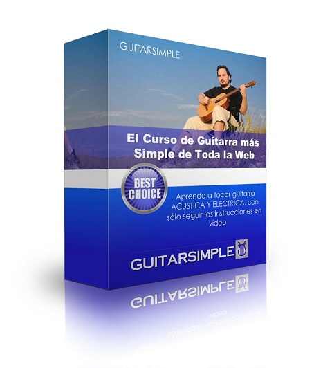 Curso Guitarsimple Nivel Principiante 17 videos