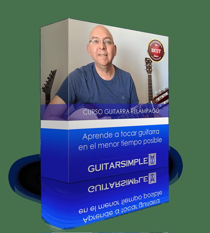 Curso Guitarra Relámpago